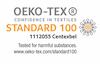 Oeko Tex Confidence in Textiles Logo