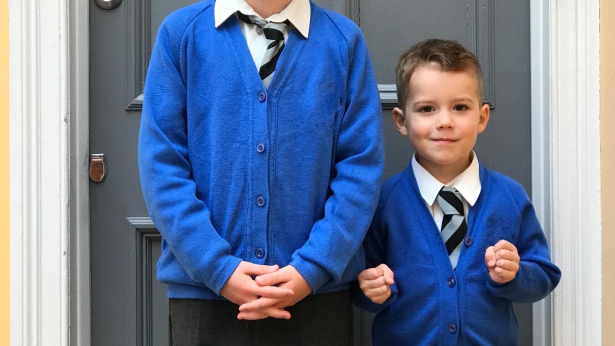 School Uniform versus Home Clothes