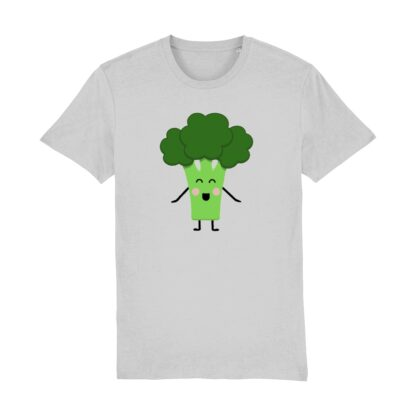 Happy Broccoli T-shirt teens and adults