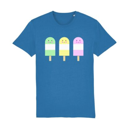 Ice Lolly Popsicle Tshirt teens and adults